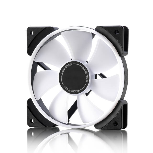 Fractal Design Prisma AL-12 3P FD-FAN-PRI-AL12-3P 120mm Case Fan (3 Pack)