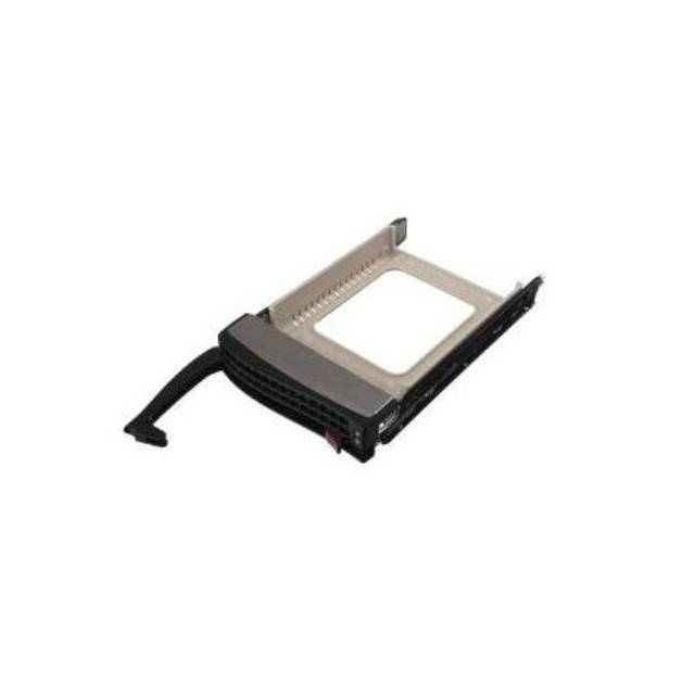 """Supermicro MCP-220-00075-0B 3.5"""" Hot-swap HDD Tray w/ Hollow-Panned Dummy (Black)"""